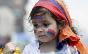 Armenians. Anthropological characteristics