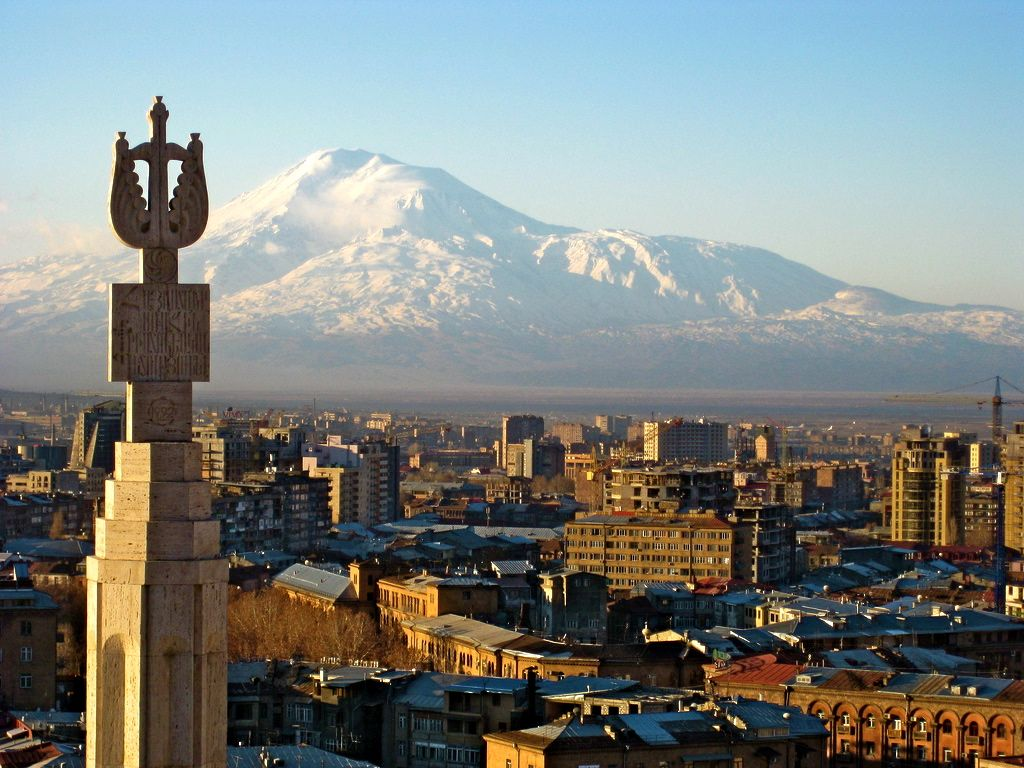 Armenian capital city among most popular CIS cities for Russian tourists this autumn