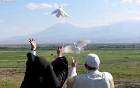 Pope Francis: I am happy to have visited Armenia (video)