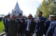 World's largest Yazidi temple opens in Armenia