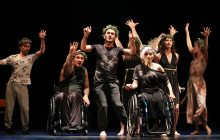 The Argonauts: New inclusive dance performance staged in Yerevan