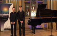 Armenian pianists win top prizes at Riga International Piano Competition