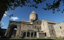 Three halls turn into museum in Tatev Monastery Complex