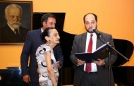 Yerevan's Tchaikovsky Music School celebrates its teacher's 100th anniversary